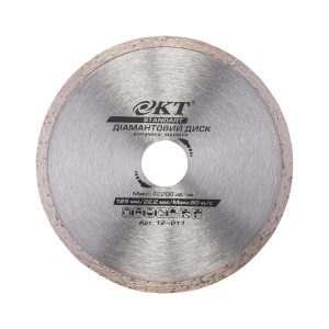 Алмазный диск КТ Standart 125 22,2, Плитка