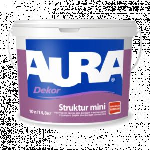 Eskaro Aura Dekor Struktur mini, 2.5 л