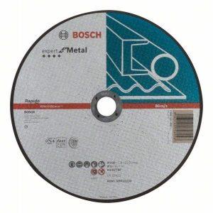 Отрезной круг Bosch Metal 230×1,9мм прямой, 2608603400