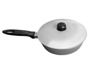 ПРОЛИС СК-220 Сковорода с ровным дном 220х107 мм