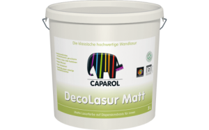 Caparol Capadecor Deco-Lasur matt, 5 л
