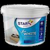Краска для стен и  потолков Ice WHITE STAR Paint, 1.4 кг