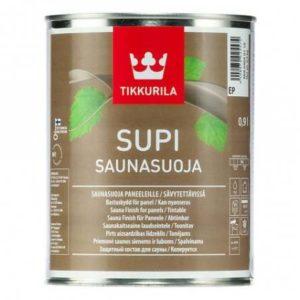 Tikkurila Supi Saunasuoja (Тиккурила Супи Саунасуоя) Для защиты бань, 2.7 л