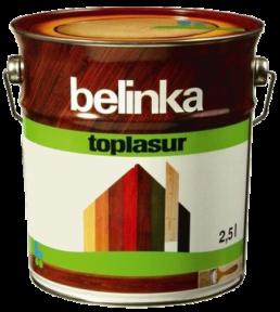 Belinka Toplasur № 27 олива, 5 л