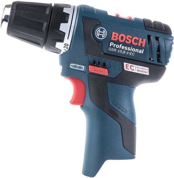 Шуруповерт Bosch GSR 12V-20 (L-BOXX)