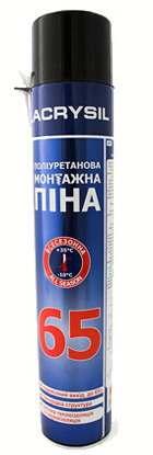 Ручная монтажная пена Lacrysil 65, 750 мл