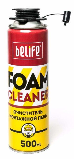 Средство для удаления монтажной пены BeLife Foam Cleaner