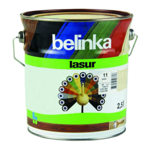 Belinka Lasur № 12 бесцветная, 10 л