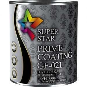 Грунт ГФ-021 Super Star, темно-серый, 55 кг