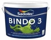 SADOLIN BINDO 3 белый BW (W0), 10 л