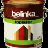 Belinka Toplasur № 27 олива, 10 л
