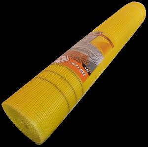 X-TREME 10001 Сетка стеклотканевая 125г/м2 желтая