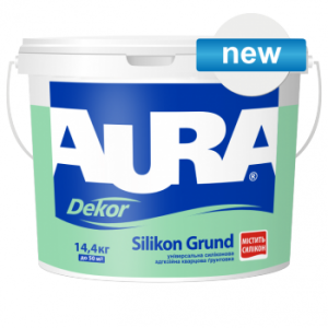 Eskaro Aura Dekor Silikon Grund, 10 л