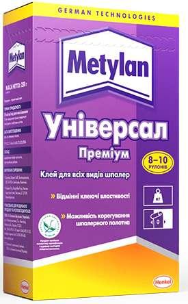 Клей для обоев Metylan Универсал Премиум, 250 г