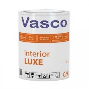 Vasco interior Luxe, 0.9 л