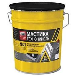 """Мастика Технониколь №21 """"Техномаст"""",  10 кг."""