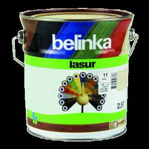 Belinka Lasur № 11 белая, 10 л