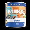 Эмаль алкидная МИКС голубая, 0.9 кг