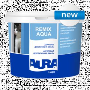 Eskaro Aura Luxpro Remix Aqua, 0.75 л