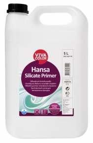 Vivacolor Hansa Silicate Primer, 10 л