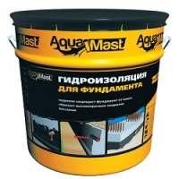 """Мастика Aqua Mast """"ФУНДАМЕНТ"""" Технониколь, 10 кг."""