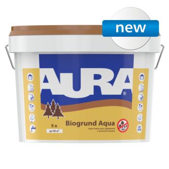 Eskaro Aura Biogrund Aqua, 0.75 л