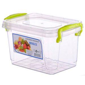 AL-PLASTIK MiniLux Пищевой контейнер с ручками 0.3 л