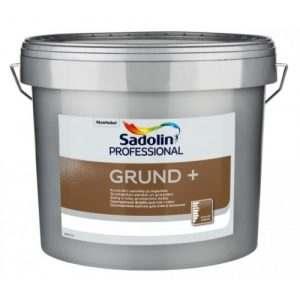 SADOLIN  GRUND+,  10 л