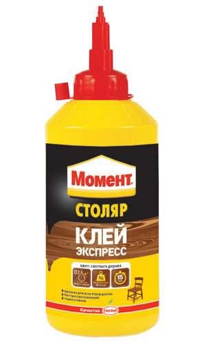 Клей МОМЕНТ СТОЛЯР МST25, 250 гр.