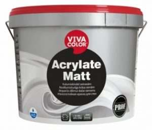 Vivacolor Acrylate Matt База А, 9 л