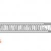 Стальной радиатор Purmo Compact, CV21s (21 тип) 400 х 2600 33361