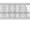 Стальной радиатор Purmo Compact, CV33 (33 тип) 300 х 1800 33734