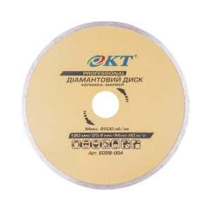 Алмазный диск KT PROFI 180 25,4, Плитка