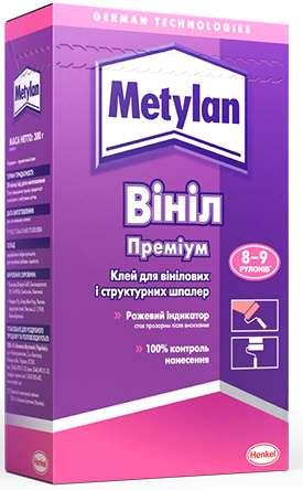 Клей для обоев Metylan Винил Премиум, 300 г