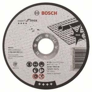 Отрезной круг Bosch металл 125х2.5 мм, 2608600394