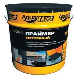 Праймер битумный Технониколь Aqua Mast 16 кг