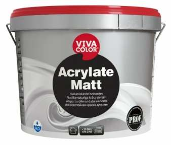 Vivacolor Acrylate Matt База А, 0.9 л