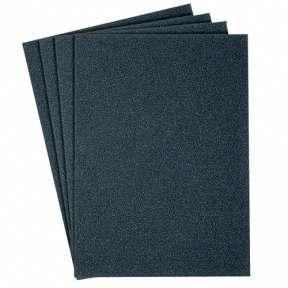 Водостойкая шлифовальная бумага (наждачка) Klingspor PS 8 A (50 шт), Зерно 400