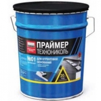 Праймер битумный  №01 Технониколь, 8 кг