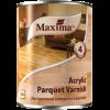 Акриловый паркетный лак Maxima матовый, 0.75 л
