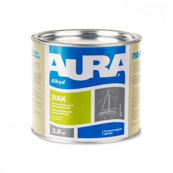Eskaro Aura ЛАК Яхтенный полуматовый, 0.8 кг