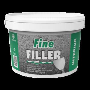 Eskaro Fine Filler, 2.5 л