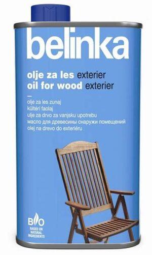 BELINKA EXTERIER Масло для древесины снаружи помещений, 2.5 л
