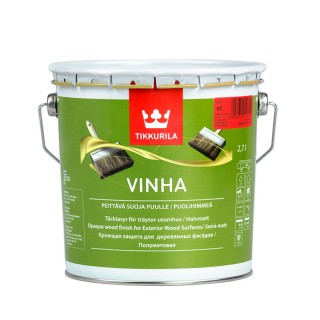 Tikkurila Vinha (Тиккурила Винха) База VVA, 0.9 л