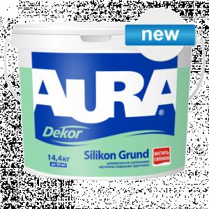 Eskaro Aura Dekor Silikon Grund, 2.5 л