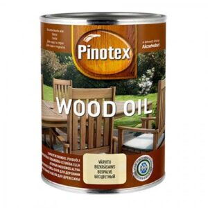 PINOTEX WOOD OIL БЕСЦВ., 1 л