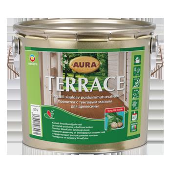 Eskaro Aura Terrace (коричневый), 9 л