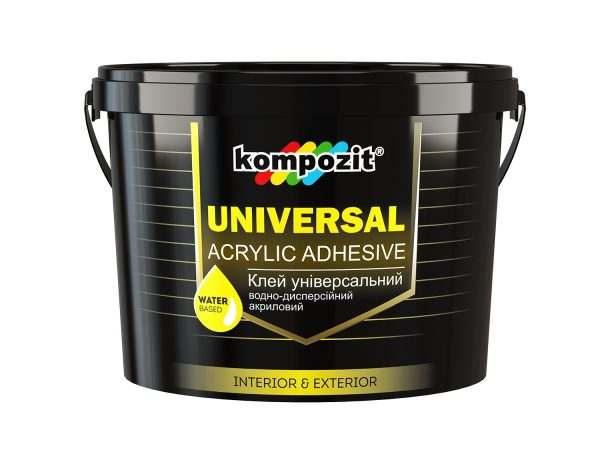 Kompozit Клей акриловый UNIVERSAL, 3.5 кг