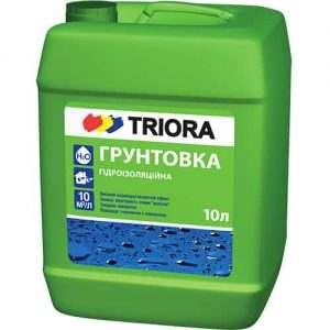 Гидроизоляционная грунтовка Triora, 40 л