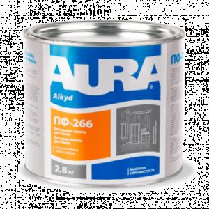 Eskaro Aura ПФ 266 красно-коричневая, 2.8 кг